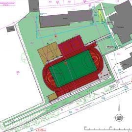 Arendsee Sportplatz Lageplan