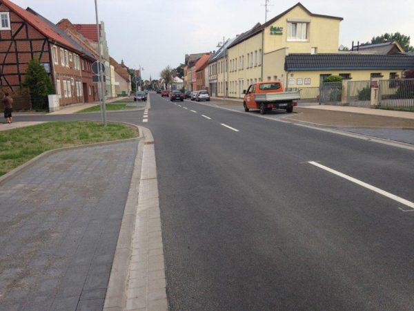 Braunschweiger Straße stadteinwärts
