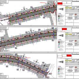 Wollweberstraße Lageplan